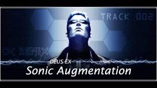 Deus Ex: Sonic Augmentation - Human Soldier (UNATCO) by halc