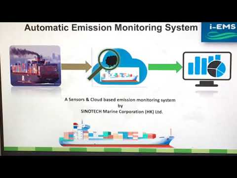 SINOTECH  Automatic Emission Monitoring System for World shipping