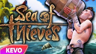 Sea of Thieves but we are terrible pirates