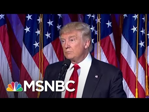 One Year Later: How Is The Economy Doing Under President Donald Trump? | Velshi & Ruhle | MSNBC