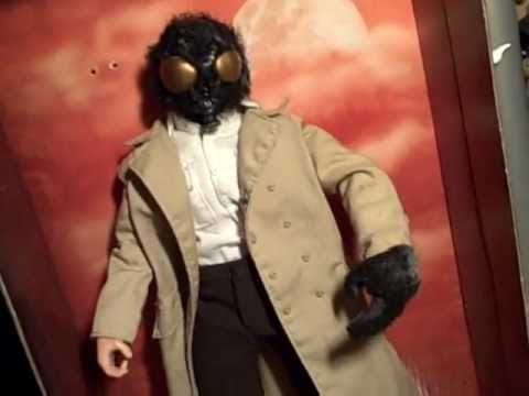 12inch Andre  The Fly 1958  David Hedison Custom Figure