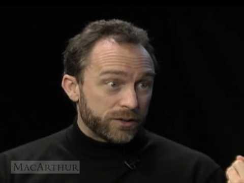 Wikipedia Founder Jimmy Wales Interviewed by MacArthur President Jonathan Fanton