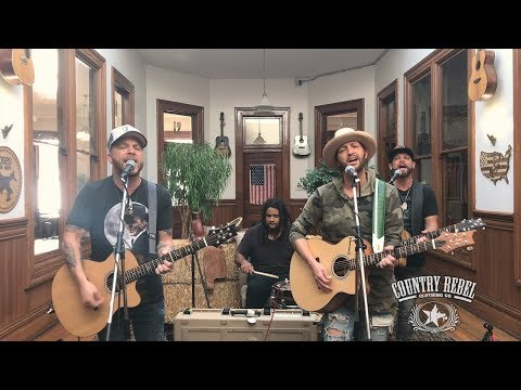LOCASH - 'I Know Somebody' // Country Rebel HQ Session
