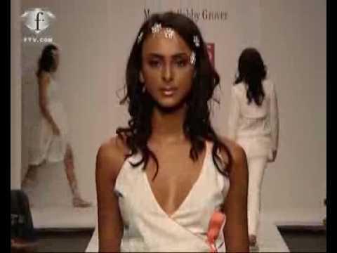 Fashiontv   FTV.com - MODEL MONIKANGANA DUTTA