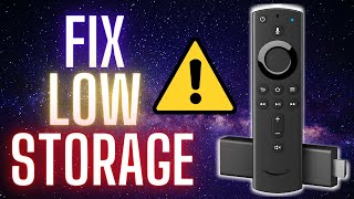FIX FIRESTICK LOW STORAGE IN 10 MINUTES!