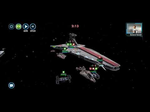 Empire vs eta ywing rex starting |