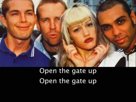 No Doubt - Open The Gate (Karaoke/Instrumental)