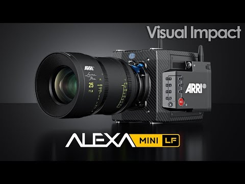 News in 90 Seconds EP 122: ALEXA MINI LF - What You Need to Know!