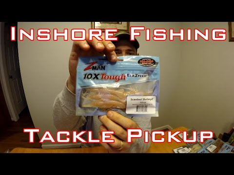 Inshore Fishing Tackle Pickup
