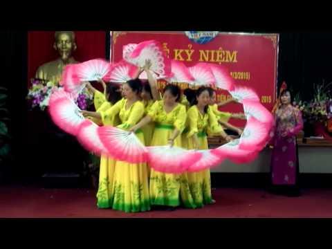 Làng lúa làng hoa - Tốp múa thị xã Phúc Yên