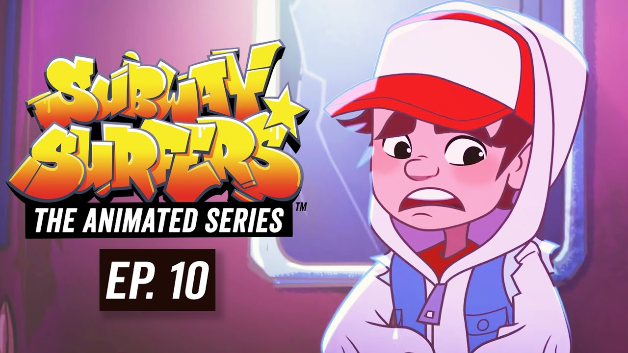 Subway Surfers The Animated Series Episode 10 Intruders
