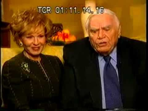 Dr. Gail Gross s Ernest and Tova Borgnine