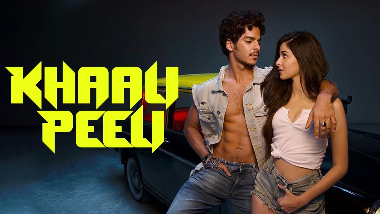 Khali Peeli | First Look | Ishaan Khattar | Ananya Pandey | New Hindi Movie | Bollywood News |Gabruu - YouTube