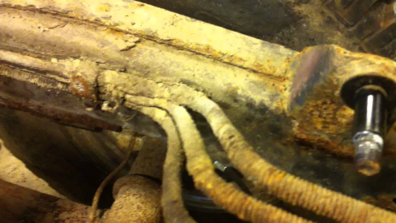 Cj7 Brake Line And Fuel Line Routing