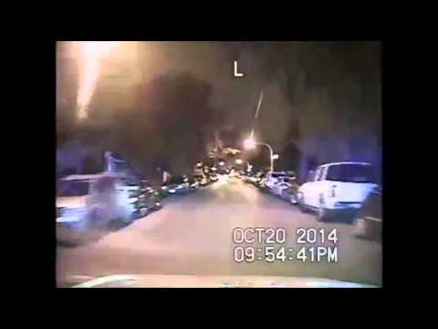 Raw Video: Chicago Police dashcam video of Laquan McDonald shooting