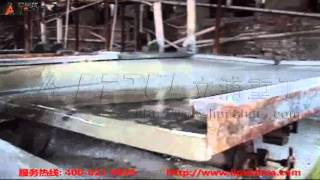 Lipuchina.com:shaking Table For Ore Dressing In Gravity Separation Plant-lipu