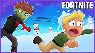 Giving Defaults NEW Skins... (Fortnite Funny Moments)