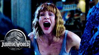Claire's Action Jammed Role | Jurassic World Fallen Kingdom
