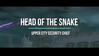 ★ Guild Wars 2 ★ Upper City Security Chief - The Head of the Snake