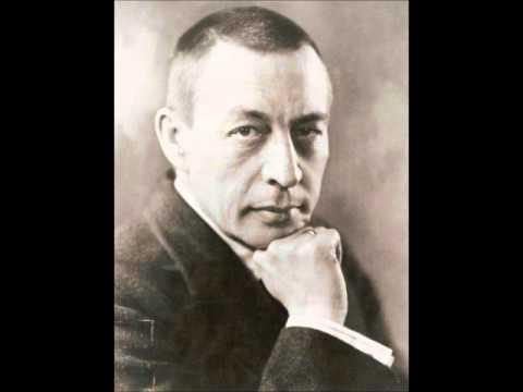 Sergei Rachmaninov - Morceaux de fantaisie Op.3 No.4, Polichinelle