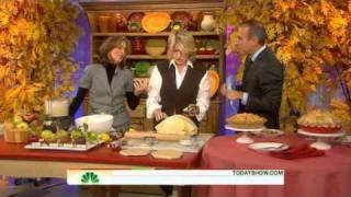 Meredith Vs. Martha  Apple Pie Bake-off