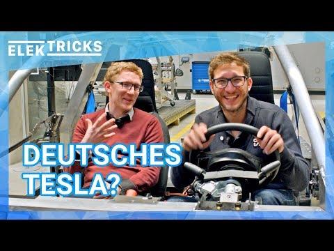 Das deutsche Tesla - eGO Mobile im Interview