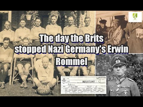 The day the Brits stopped Nazi Germany