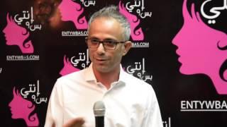 خاص بالفيديو .. محمود مرشد المسئول عن جمال متسابقات 'ميس إيجيبت'