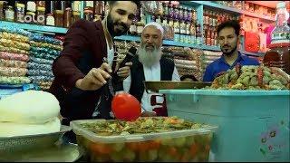 بامداد خوش - خیابان - دیدار سمیر صدیقی از عبدالغفور خیابانی کسی که ۷۰ سال میشود مصروف ترشی فروشی است
