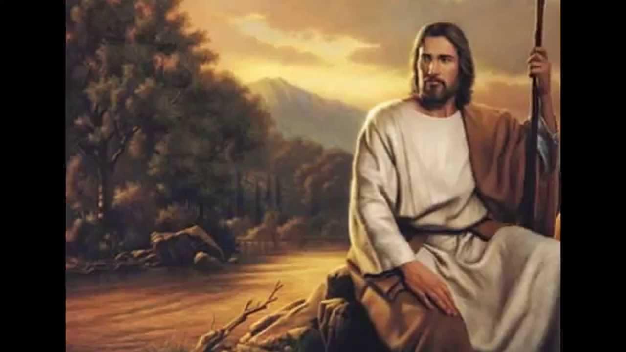 Jesus cristo algumas das mais belas imagens tiradas da internet youtube - Wallpaper de jesus ...