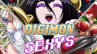 Top 8 Digimon Femeninas Mas Sexys   Vikezhi