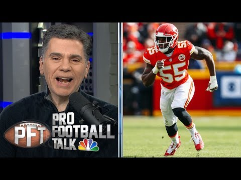 Will Kansas City Chiefs trade Dee Ford and Justin Houston? | Pro Football Talk | NBC Sports
