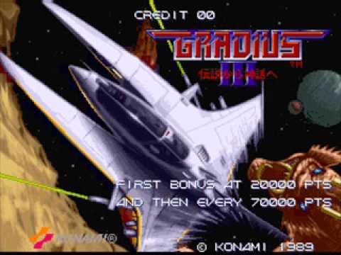 Gradius III Soundtrack - High Speed Zone