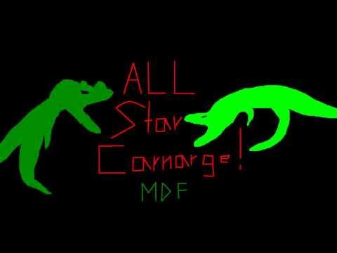 MDF-Dilophosaurus vs Monolophosaus