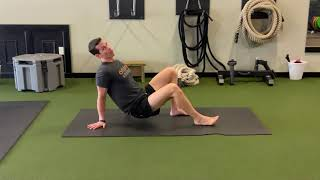 Build Stronger Hamstrings with the Crab Crawl