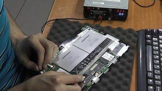 Не включается / Не заряжается. Планшет ASUS Transformer Book T100T