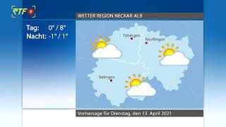 RTF.1-Wetter 12.04.2021
