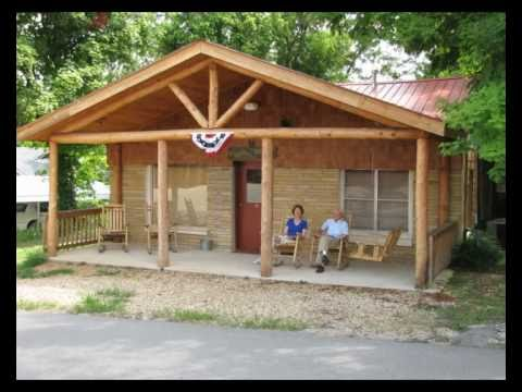 Virtual Tour of Pinewood Cabins in Mountain View, AR
