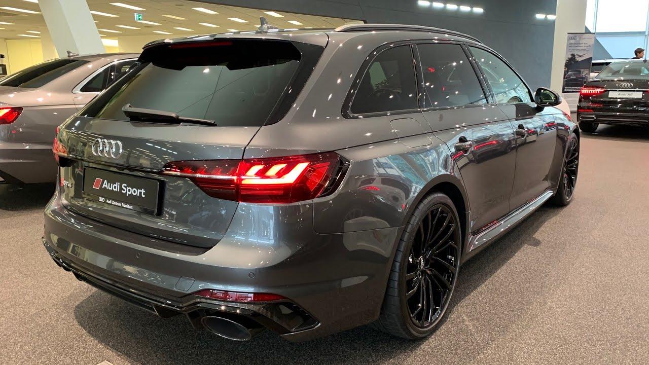 2021 Audi Rs4 Specs