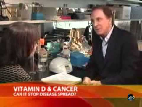 Vitamin D Kills Cancer Cells?