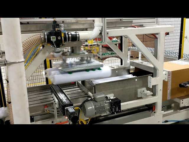 Automatic Case Loading | Full Cycle | Autotec Solutions