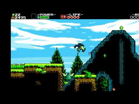 Oriru Bastard Live Stream - Shovel Knight Plague of Shadows 1