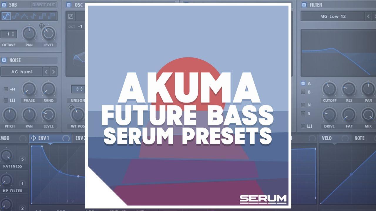 [FREE] Future Bass Serum Presets | Marshmello | Akuma