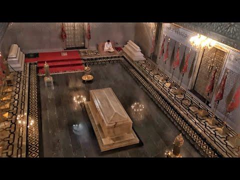 Mausoleum of Mohammed V - Rabat - Morocco