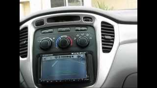 eBay Bought EONON DVD GPS Radio Back-Up Camera Installation