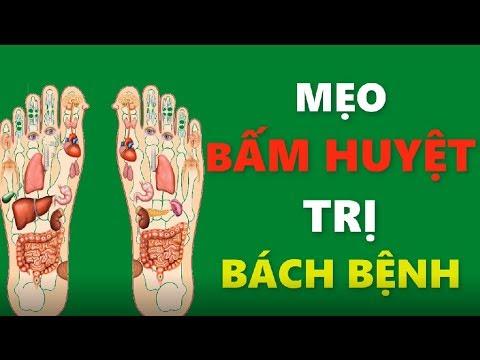Bách bệnh đều khỏi chỉ nhờ phương pháp bấm huyệt bàn chân ít ai biết tới – Sống Khỏe Thuận Tâm