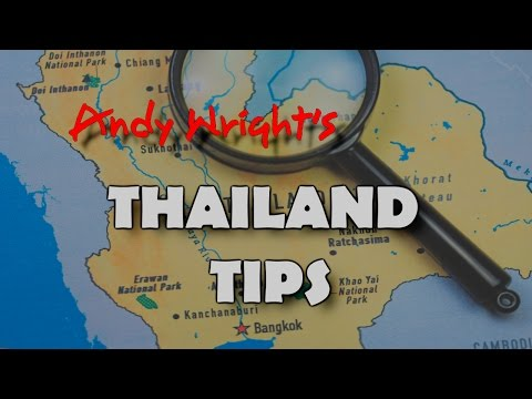 Thailand Tips: Electrical mains power AC sockets