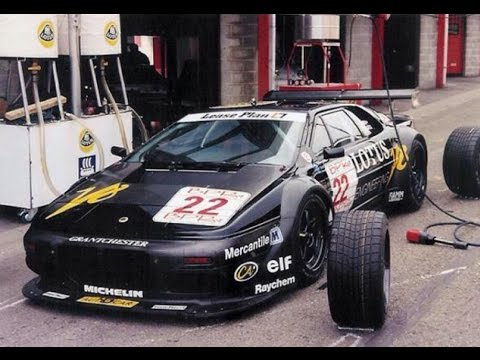 gt6 special projects lotus esprit gt1 replica build youtube. Black Bedroom Furniture Sets. Home Design Ideas
