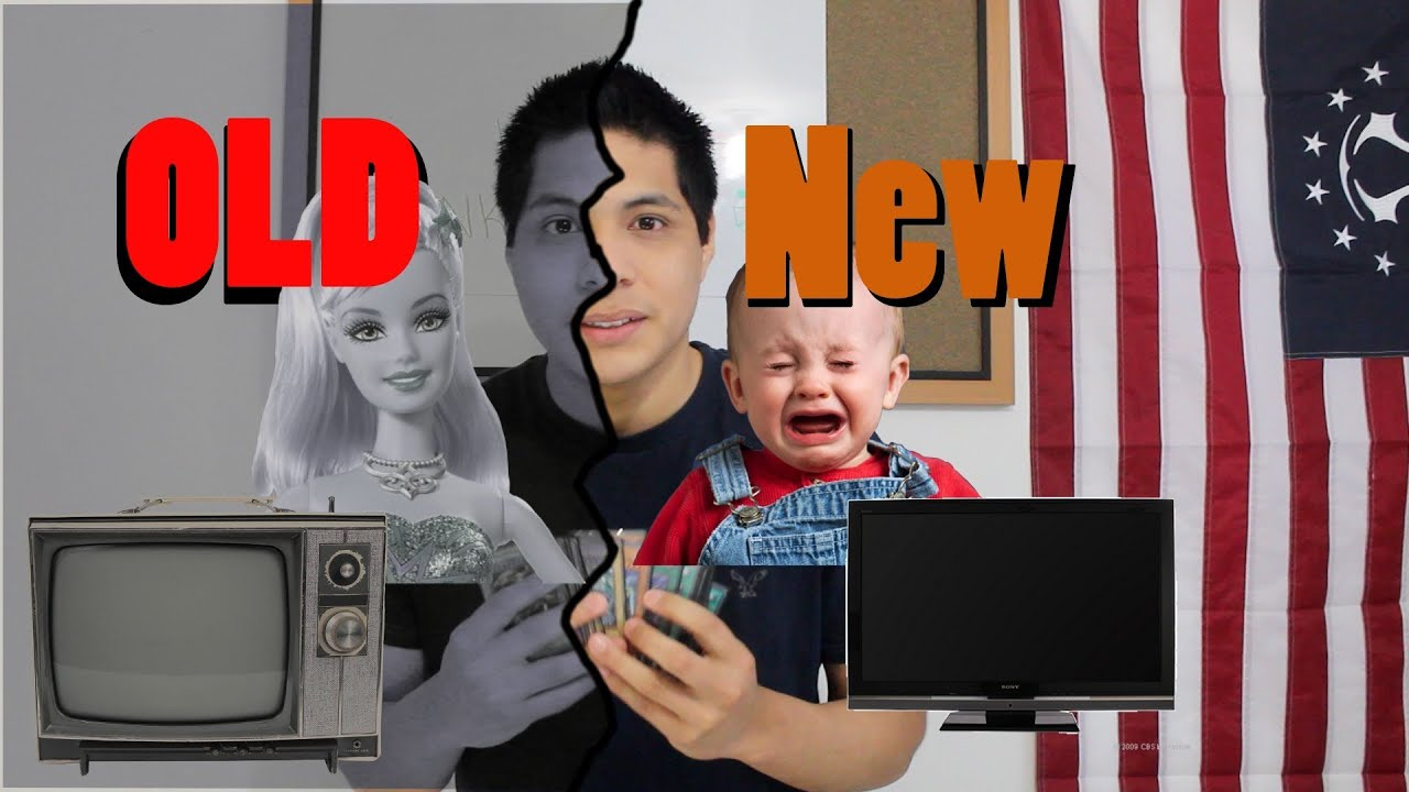 Old generation vs new generation youtube for New generation