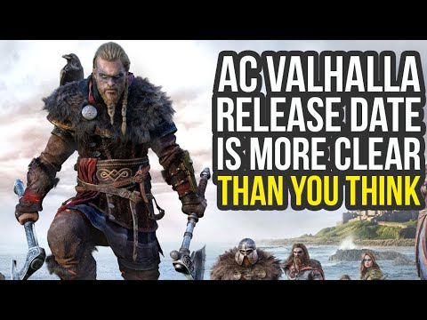 Assassin's Creed Valhalla Release Date Is Pretty Obvious Thanks To Watch Dogs Legion (AC Valhalla)